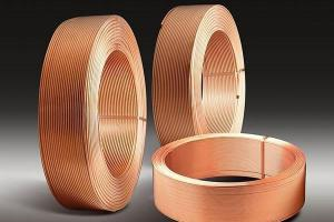 Level Wound Coil (LWC Copper Tubing)