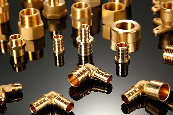 Brass fittings custom plumbing hailiang